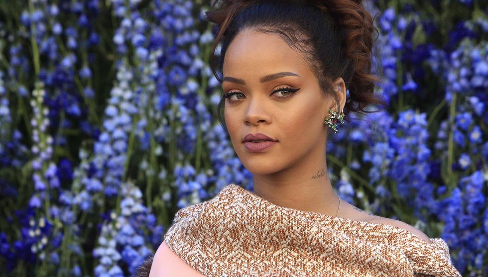 Breakit - Superstjärnan Rihanna tillbaka med ny skiva – men väljer Tidal