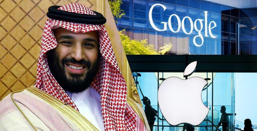 Breakit - Saudiska kronprinsen Bin Salman ska hålla möten med Apple och Google