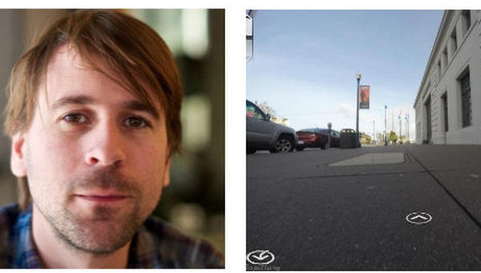 Mapillary i samarbete med GoPro - låter dig ladda bilder från cykeln