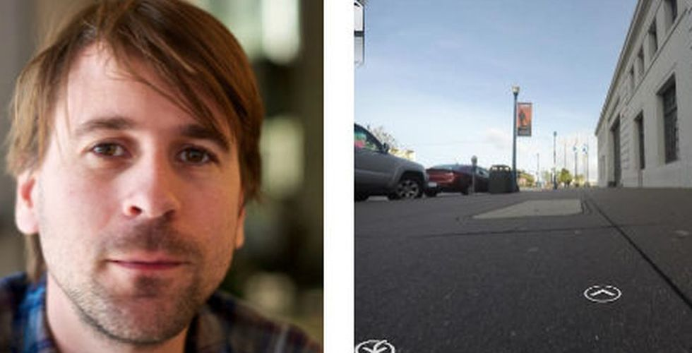 Breakit - Mapillary i samarbete med GoPro - låter dig ladda bilder från cykeln