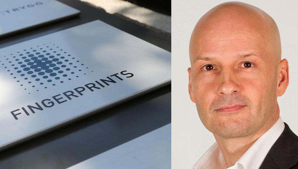 """Breakit - Fingerprints tillträdande vd om nya jobbet: """"Stora skor att fylla"""""""