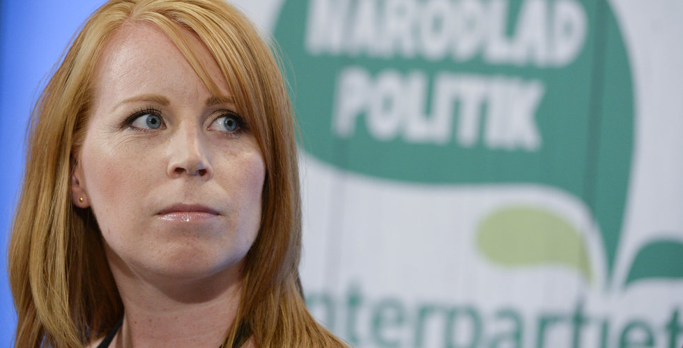 Centerpartiet röstar nej till Ulf Kristersson