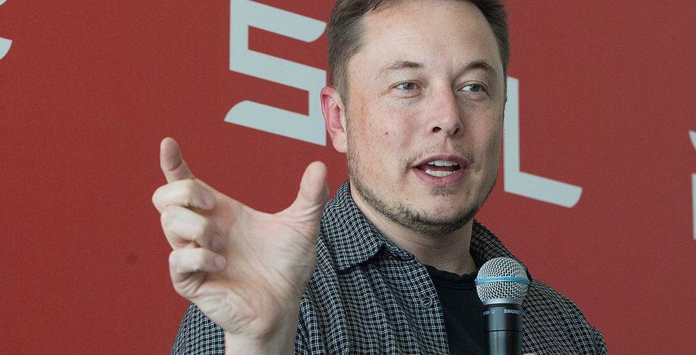 Breakit - Tesla-beställning fick svenska Image Systems aktie att rusa