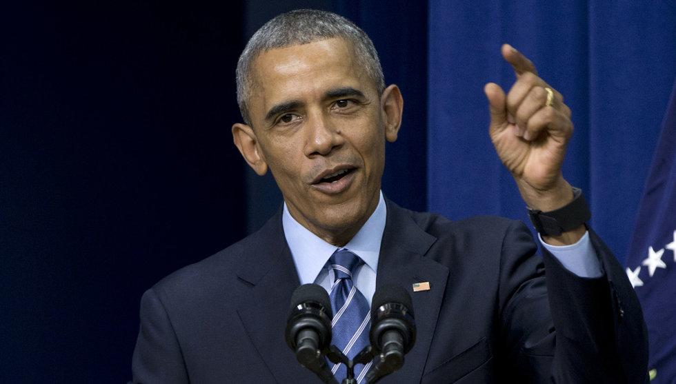 Obama väljer Spotify till sommarplaylist - får tummen upp på Twitter av grundaren
