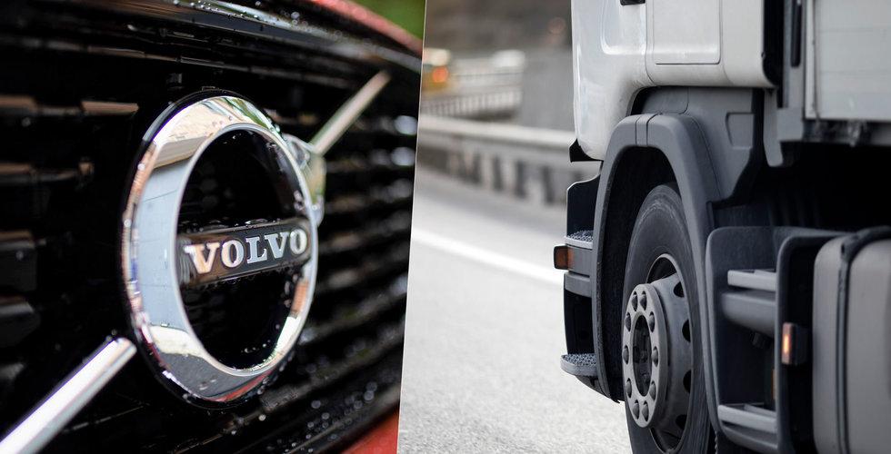 Volvo avslutar samtliga permitteringar med omedelbar verkan