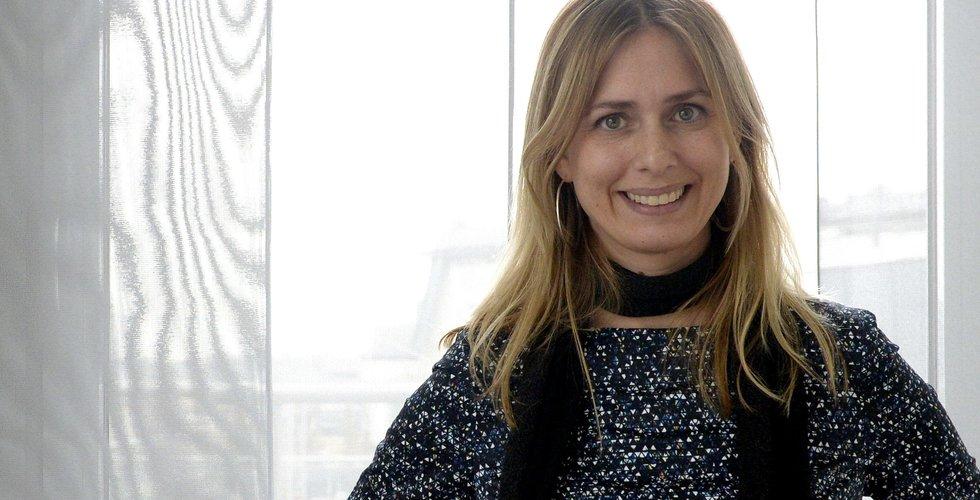 Nya H&M-vd:n Helena Helmersson öppnar för minskad produktion