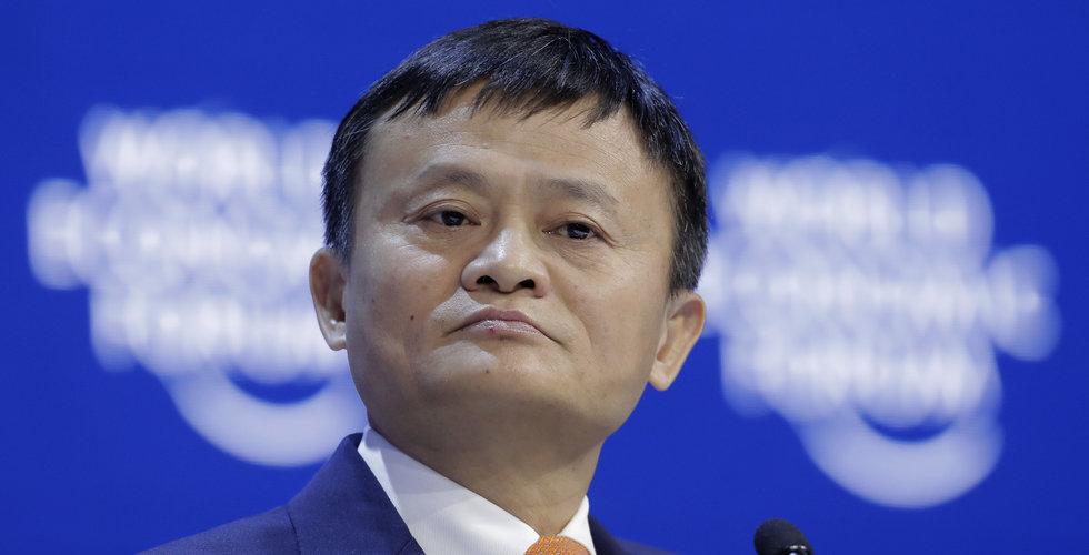 Alibabas grundare är medlem i kommunistpartiet