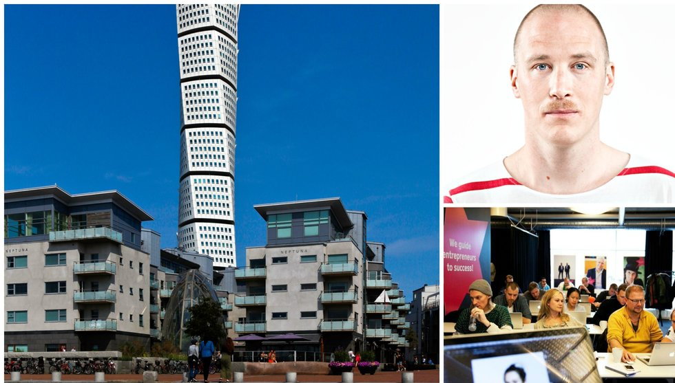 Här är de fem första bolagen i Malmös nyöppnade startupfabrik