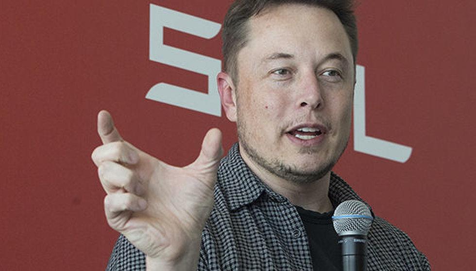 Breakit - Tesla presterar under förväntan - men aktien håller sig stabil
