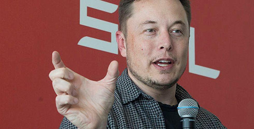 Tesla presterar under förväntan - men aktien håller sig stabil