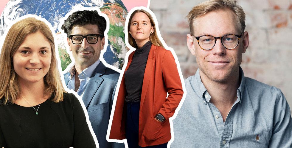 Lista: 100 impact-startups som gör världen bättre – i höst korar Norrsken en vinnare