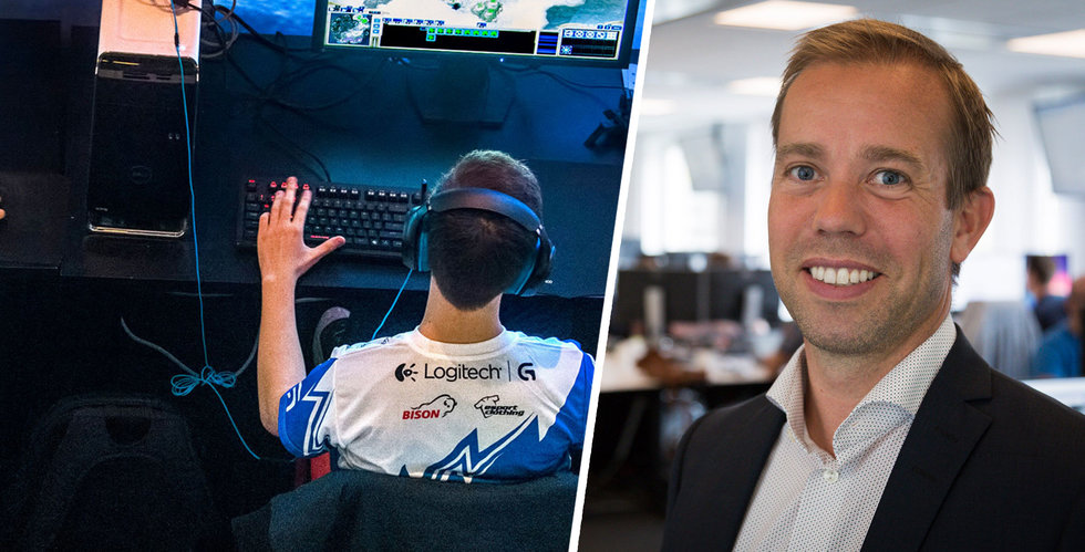 Kasinojätten lanserar e-sportsajter med svenska Gamingzone