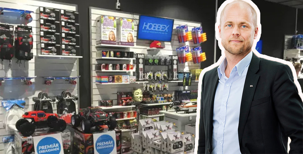 """Magnus Rosén tar över Hobbex: """"En ny spännande utmaning"""""""