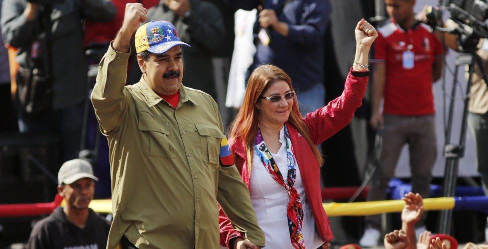Breakit - Venezuela tar in 6 miljarder dollar genom egna kryptovalutan petro