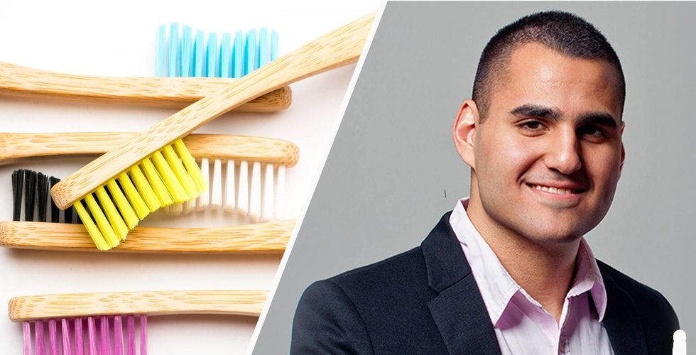 Riskkapitalbolaget Verdane satsar 50 miljoner på tandborstbolag
