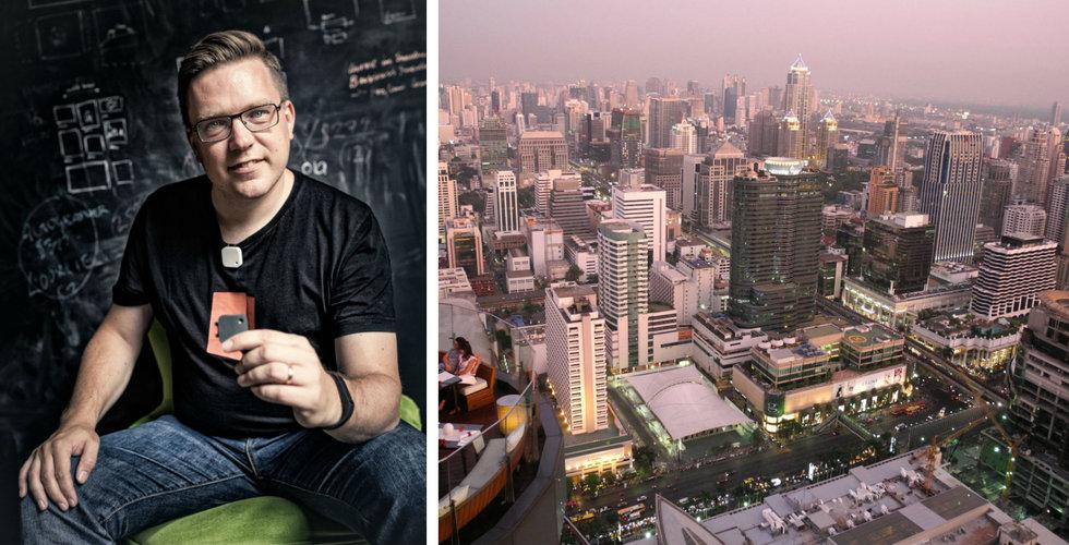 Martin Källström från Narrative drar i gång ny startup i Asien