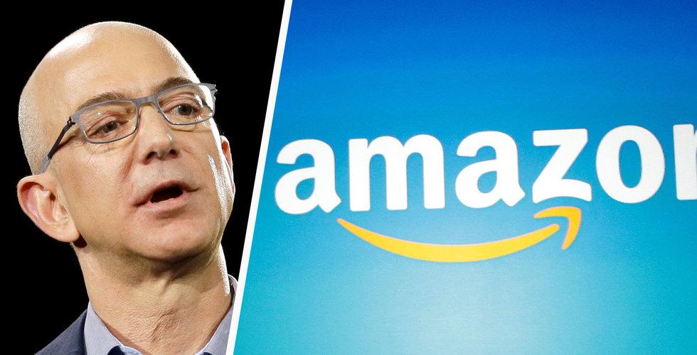 Breakit - Amazon kan vara värt 8 biljoner nästa år