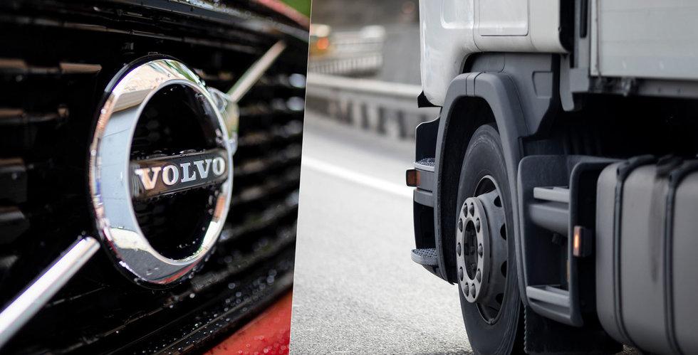 Volvo hotas av nya skadestånd efter lastbilskartellen