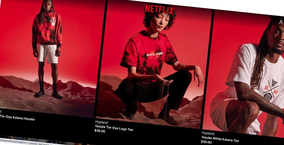 Netflix oväntade satsning – drar igång e-handel
