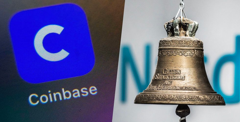 Kryptojätten rusade i debuten – värderas till 728 miljarder kronor