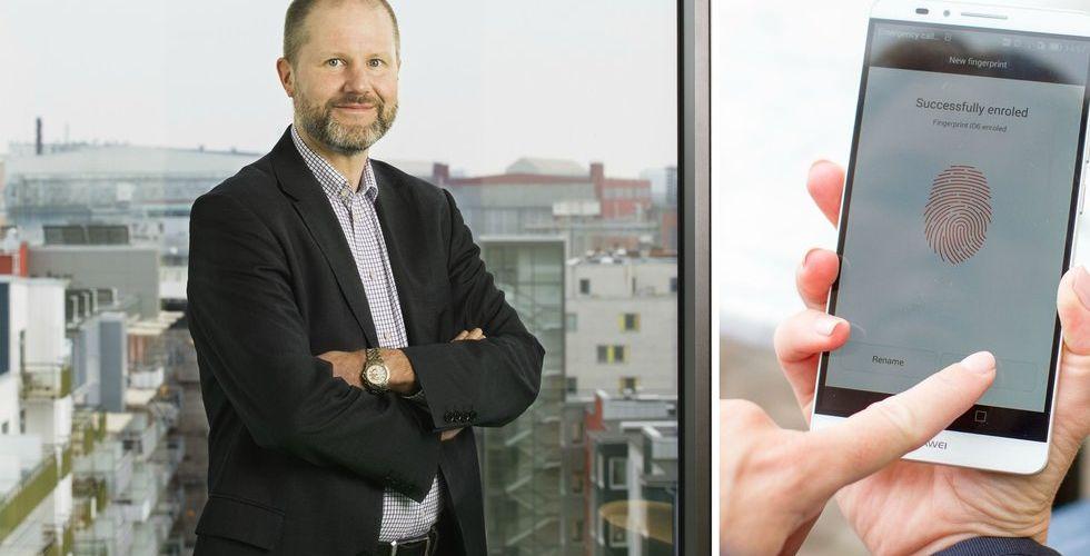 Fingerprint Cards vinst rusar - marginalen långt över förväntan