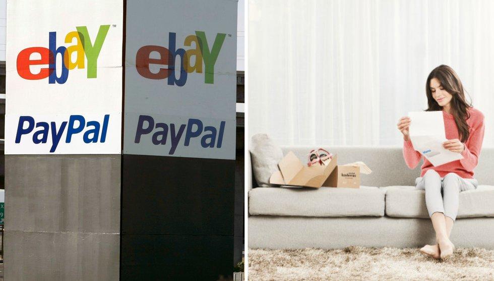 Tradera blir del av Paypal - hotar samarbetet med Klarna