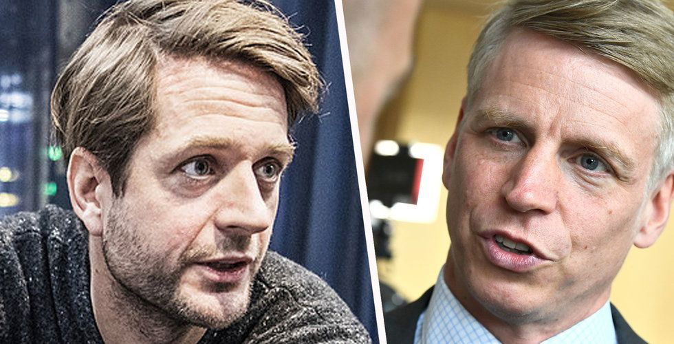 Per Bolund tar upp striden mot Klarna – lämnar in lagförslag