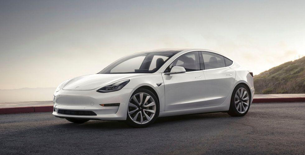 Breakit - Tesla återkallar 9 000 bilar i Kina