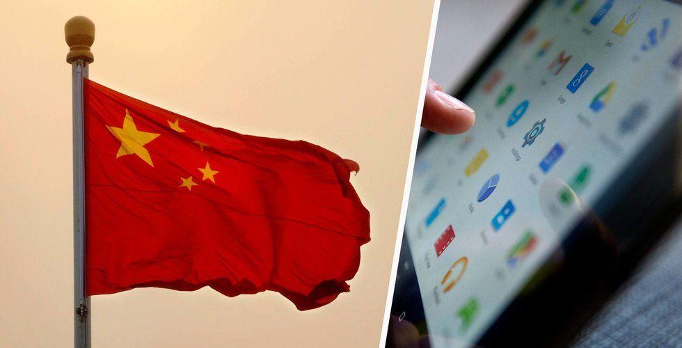 Breakit - Kina når 800 miljoner internetanvändare