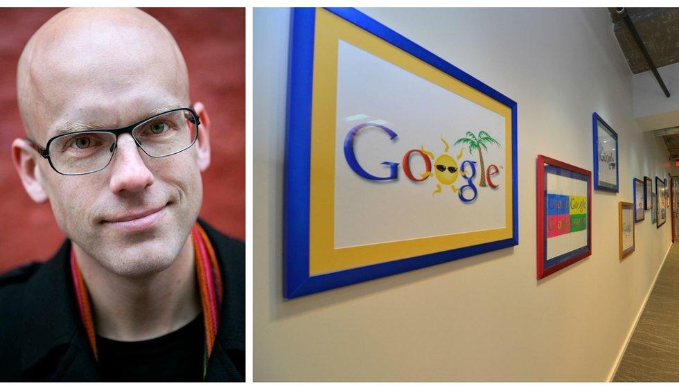 """Breakit - Google-experten: """"Page och Brin är måttligt roade av att leda ett börsbolag"""""""