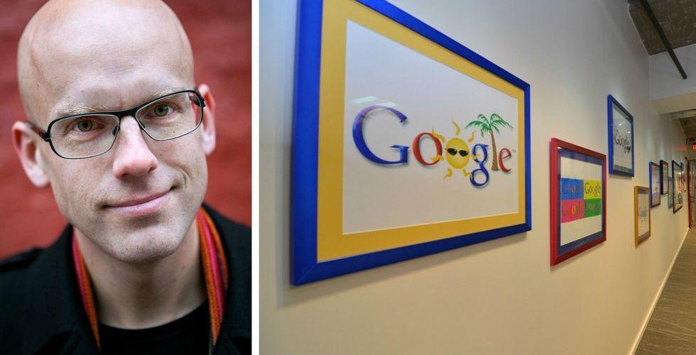 """Google-experten: """"Page och Brin är måttligt roade av att leda ett börsbolag"""""""