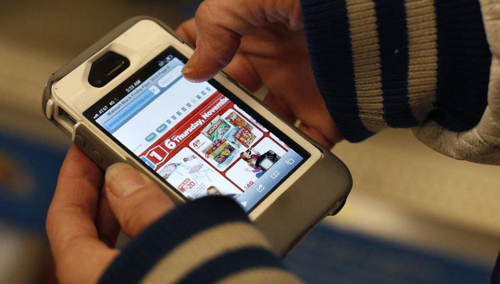 Breakit - Supertillväxt för Wish - nu hotas svenska e-handlare