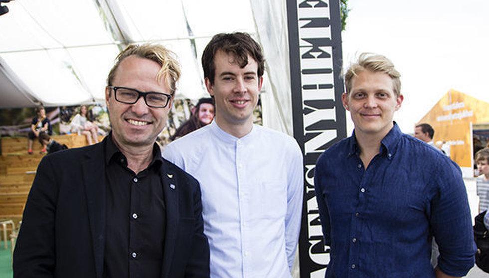 Breakit - Quizkampen-skaparna lanserar plugg-app till Uppsala universitet