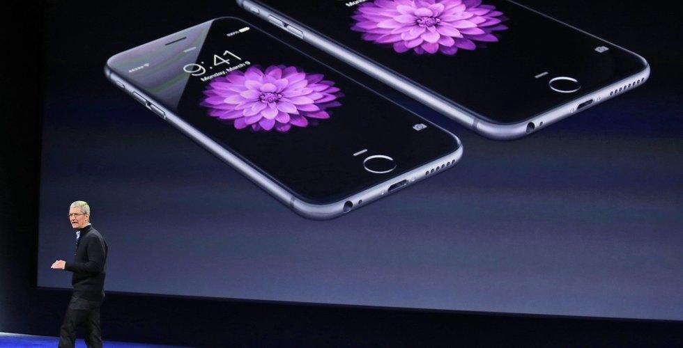 Breakit - Apple stäms för sega telefoner