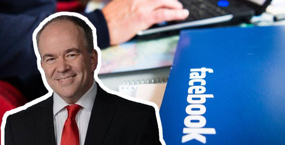 Facebook värvar Eurosports vd – satsar på streaming av sport