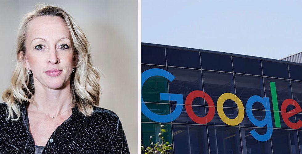 Google – så hög lön har de anställda