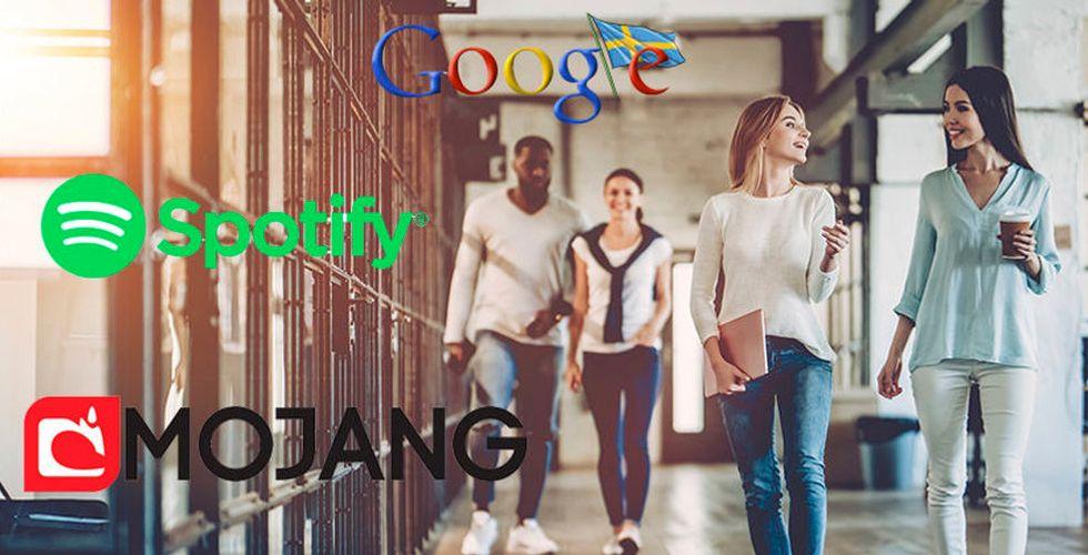 Breakit - Det här krävs för att landa ett jobb på Google eller Spotify