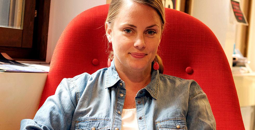 Tidigare Spotify-toppen Sophia Bendz investerar i matappen Karma