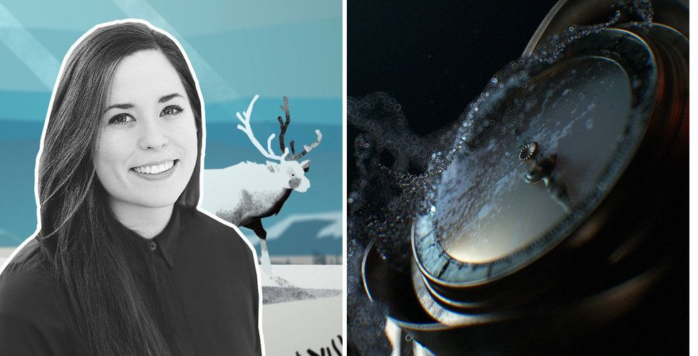 """Hon får uppdrag av globala jättar – helt utan eget företag: """"Extremt smidigt"""""""