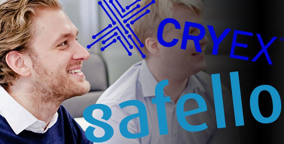 Safello-grundaren: Därför köper vi krisande Cryex