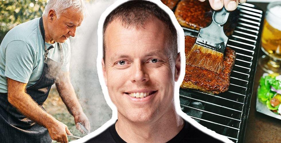 """Ninja Casino-grundare satsar på veganmat med Stacky's:  """"Vår målgrupp är Hasse på campingen"""""""