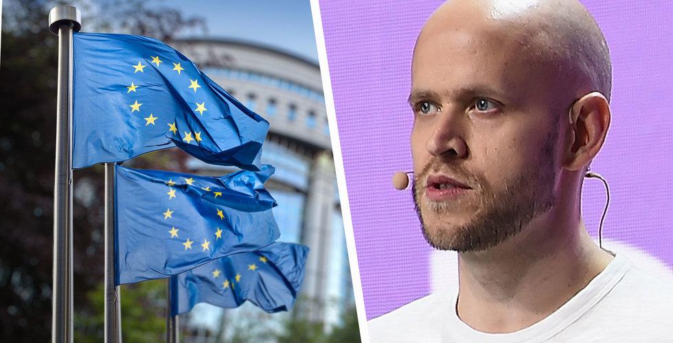 Sverige fortsätter sätta käppar i hjulen för EU:s techskatt