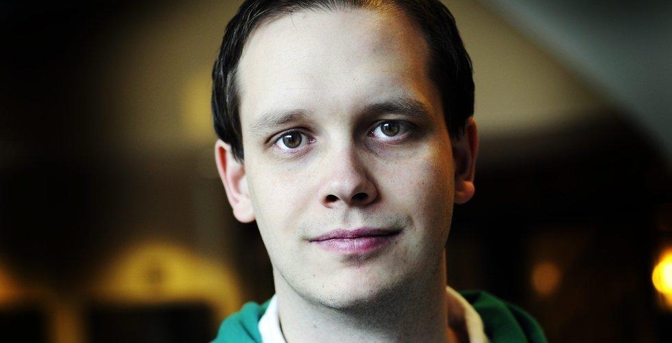 Piraten Peter Sundes startup Flattr köps upp – av tysk adblocker-tjänst