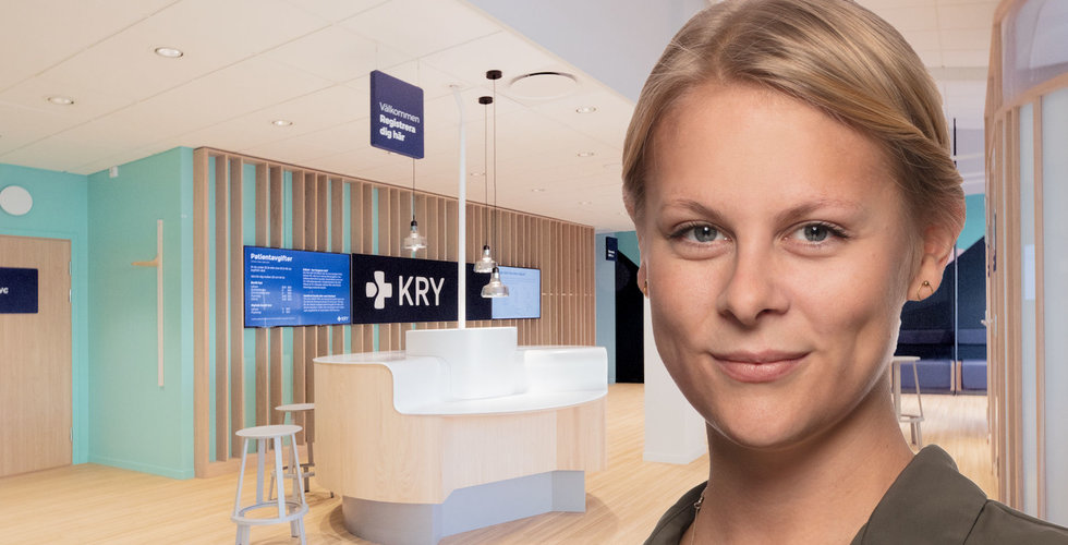 Kry öppnar fysiska vårdcentraler i Stockholm