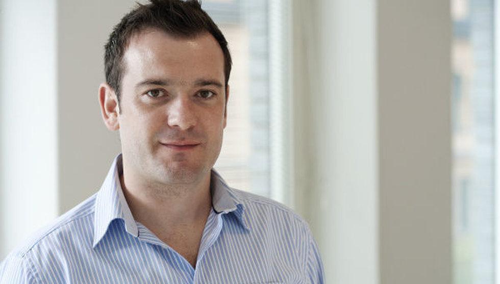 Jonathan Forster: Spotify växer snabbare tack vare Apple