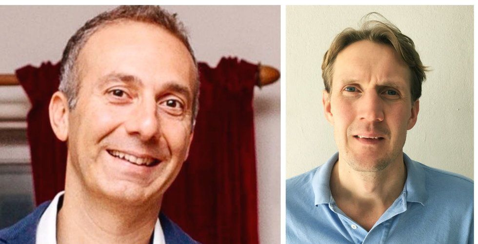 Toppinvesterarna Henrik Persson och Pierre Siri satsar på europeiska marknadsplatsen Vinted