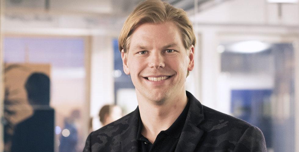Erik Fjellborg fick idén på McDonalds – nu omsätter han snart 100 miljoner kronor