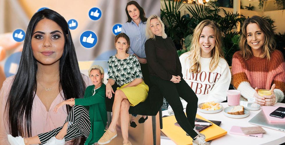 """De är Facebooks nya makthavare: """"Det väller in medlemmar – och annonsörer"""""""