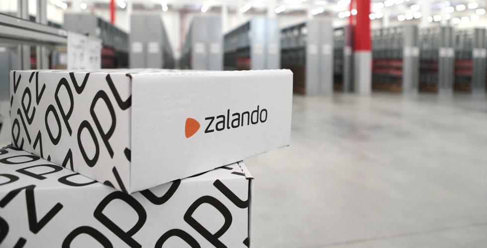 Breakit - Zalando testar expresstjänst för returer i Stockholm