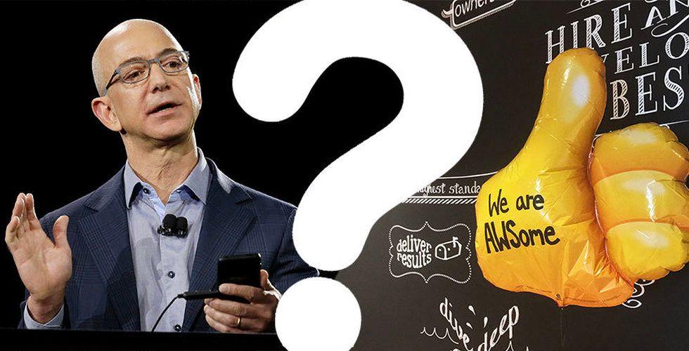 Amazons presskonferens i Stockholm – här är allt som presenteras